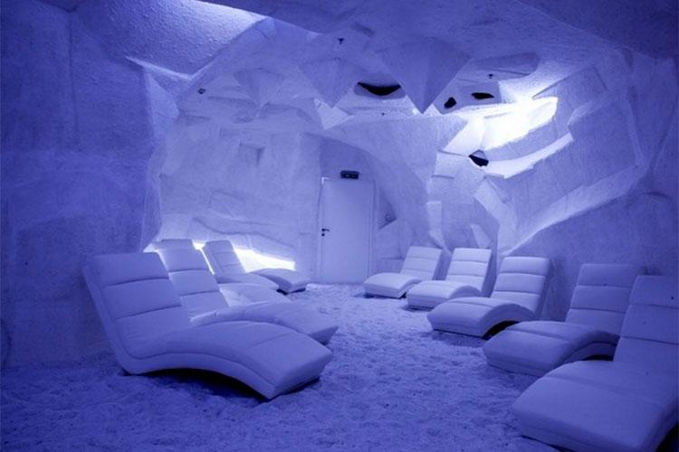Солна стая пещера