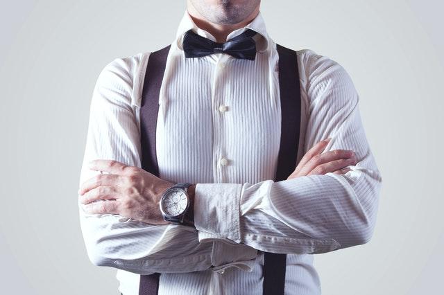 защо мъжете трябва да носят папийонки